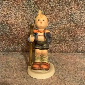 "Vintage Hummel Figurine""Little Hiker"""